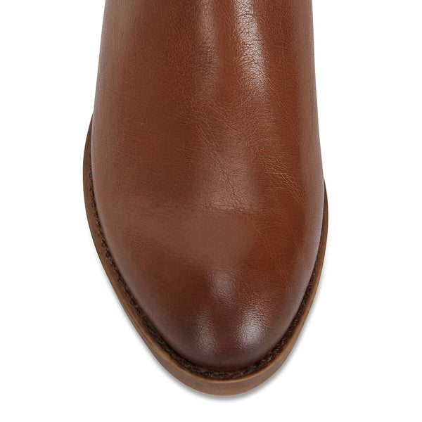 Franklin Boot in Tan Leather