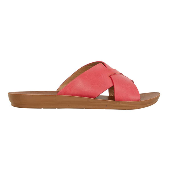 Gizmo Sandal in Pink Smooth