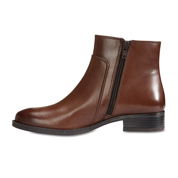 Glasgow Boot in Brown Leather
