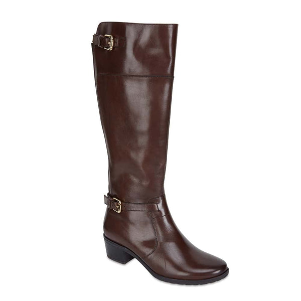 Hamish Boot in Brown Leather