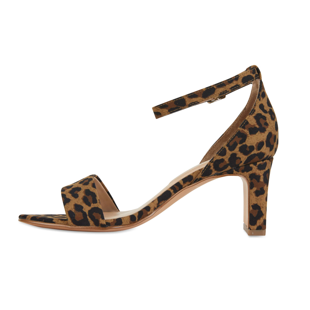 Harper Heel in Animal Fabric