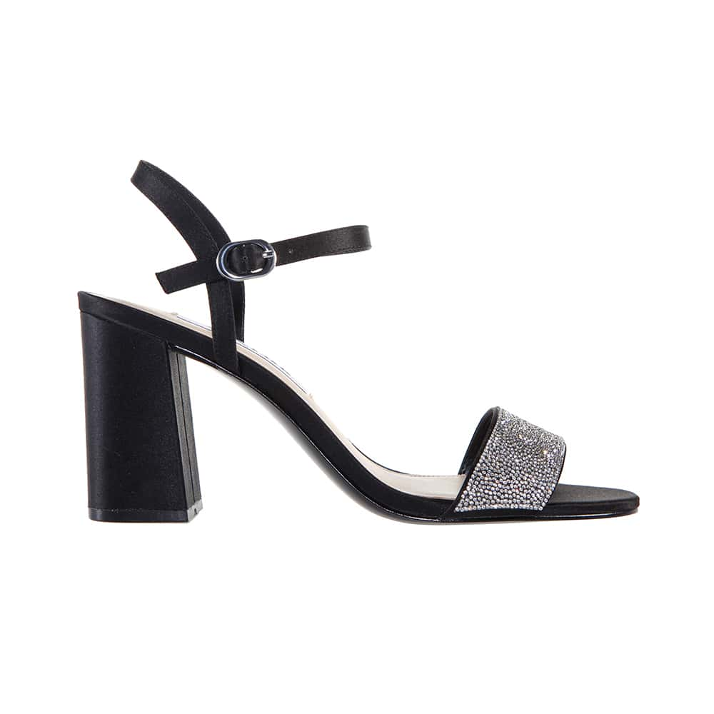 Haven Heel in Black
