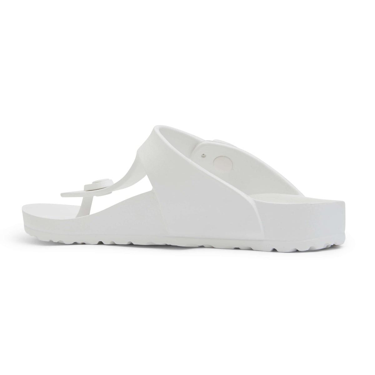 Hilda Sandal in White