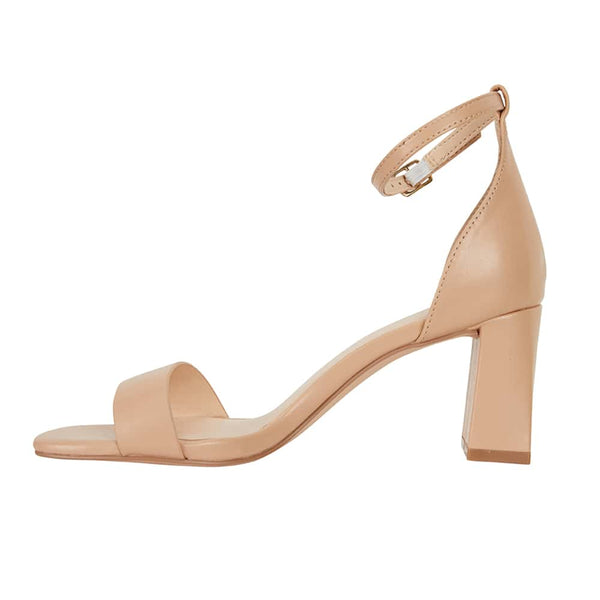 Ida Heel in Nude Smooth