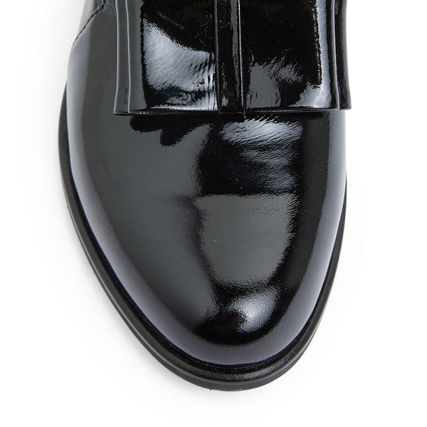 Jarvis Loafer in Black Patent