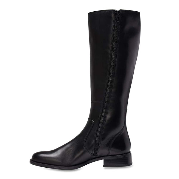Jerome Boot in Black Leather