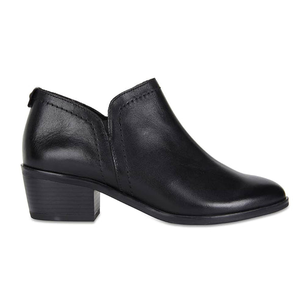 Miller Boot in Black Leather