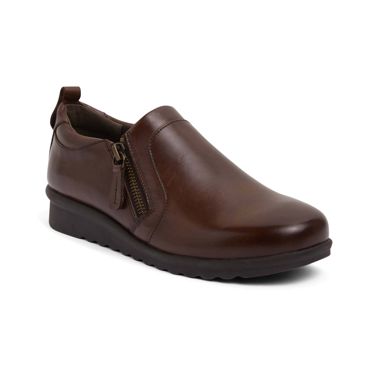 Noble Boot in Brown Leather