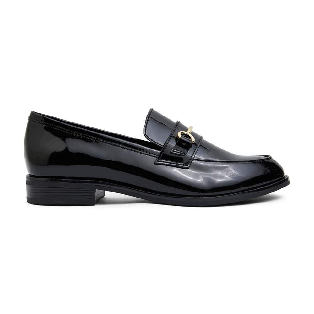 Paragon Loafer in Black Patent