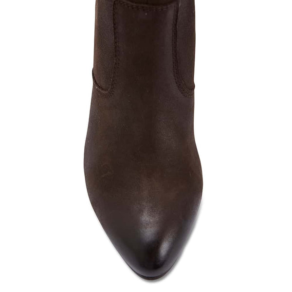 Pippa Boot in Brown Leather