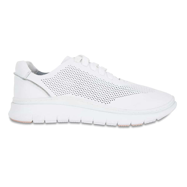 Ratio Sneaker in White Leather