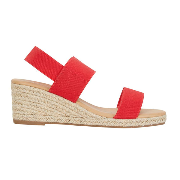 Sail Espadrille in Red