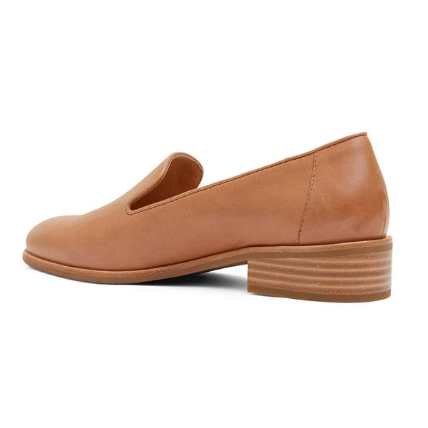 Sanford Loafer in Tan Leather