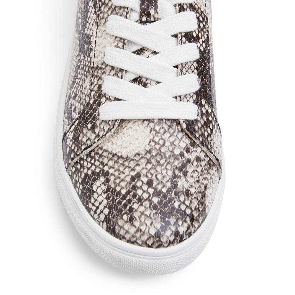 Serena Sneaker in Snake Leather