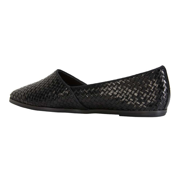 Shift Loafer in Black Leather