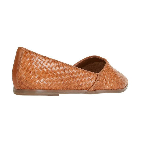 Shift Loafer in Cognac Leather