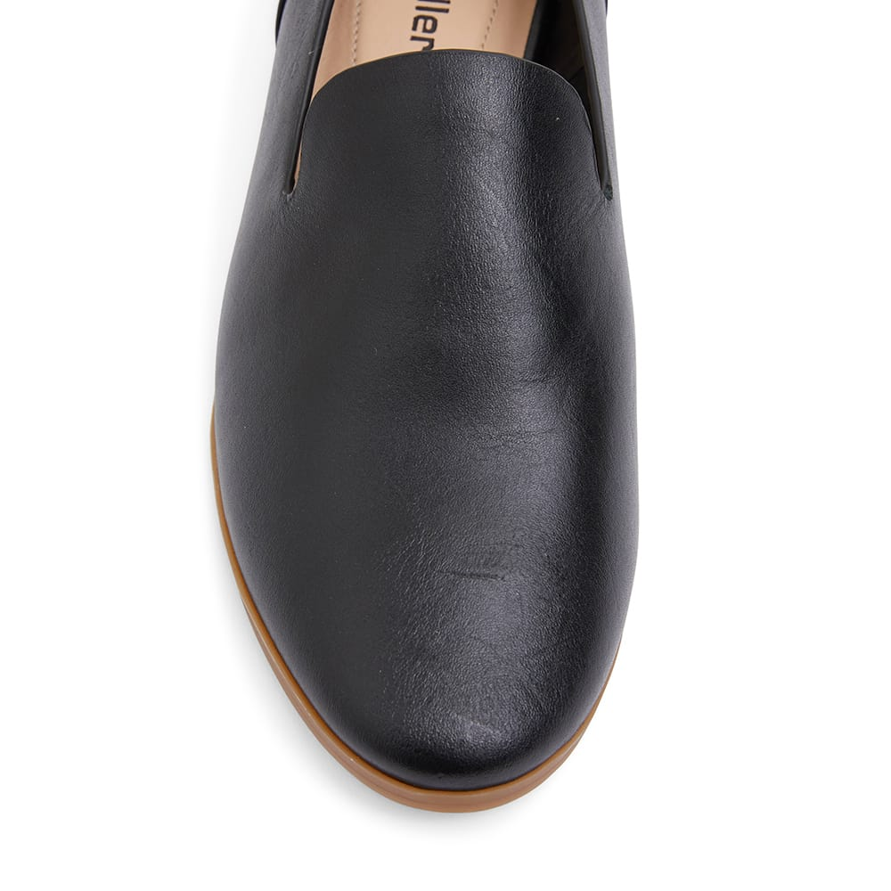 Talbot Loafer in Black Leather