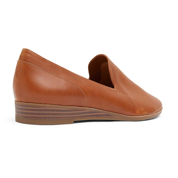 Talbot Loafer in Cognac Leather