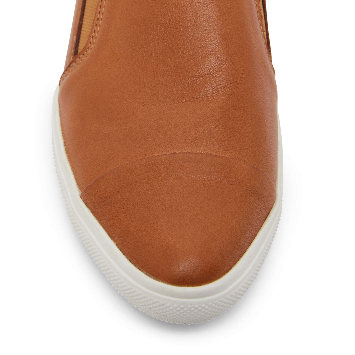 Tandem Sneaker in Tan Leather