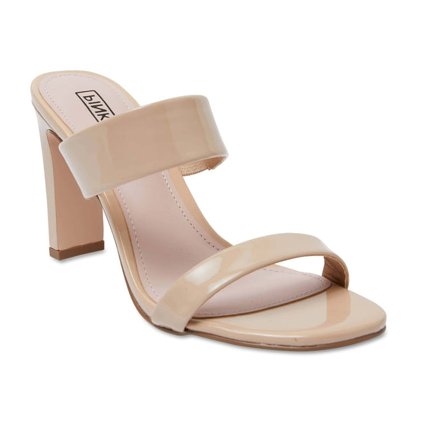 Tempo Heel in Nude Patent