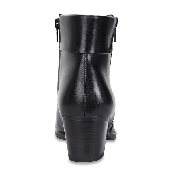 Tenor Boot in Black Leather