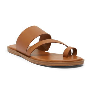 Tibet Sandal in Tan Leather