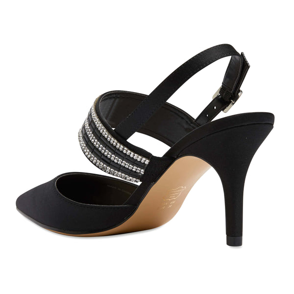 Treena Heel in Black