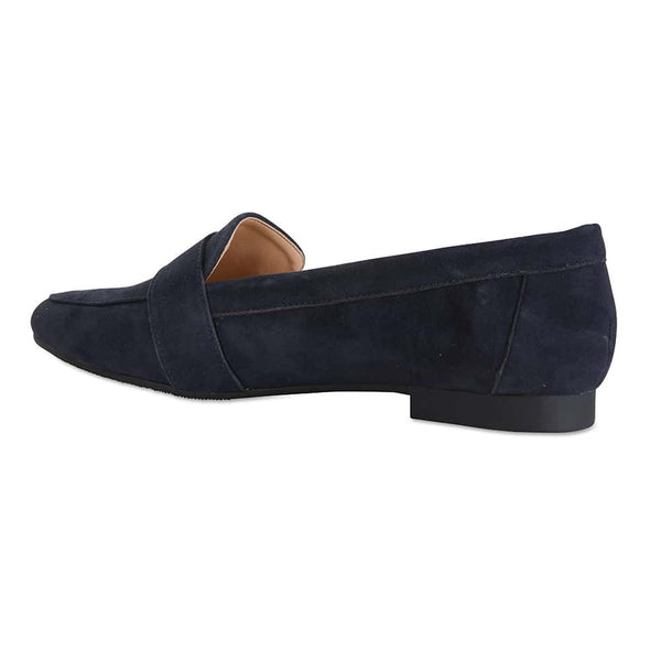 Tyson Loafer in Navy Suede