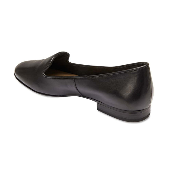 Usher Loafer in Black Leather