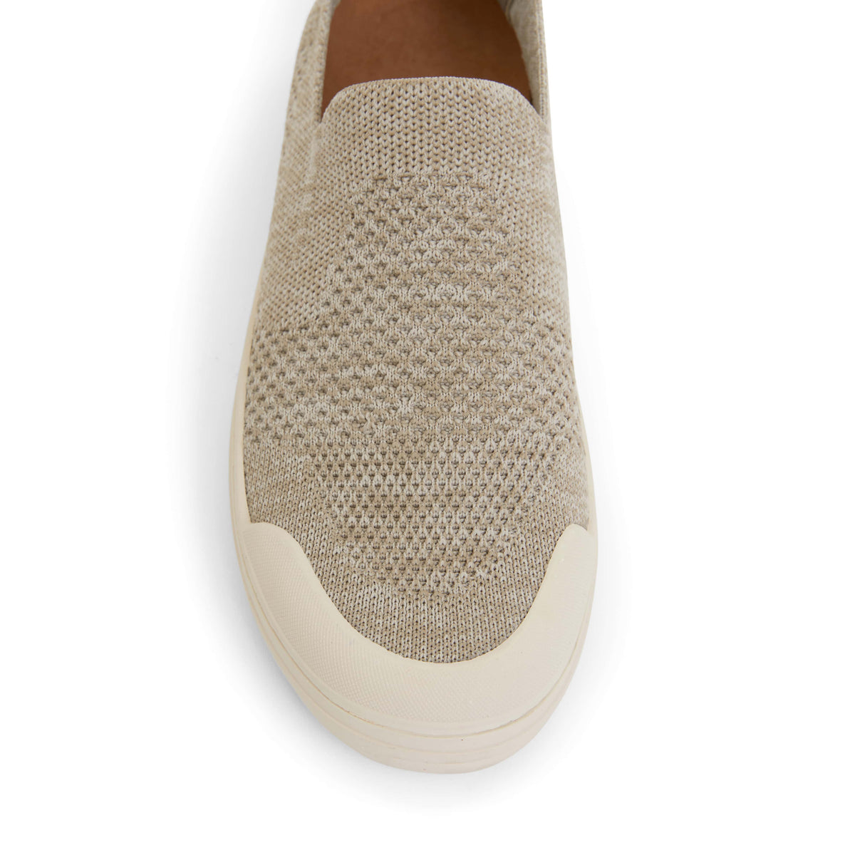 Veneto Sneaker in Neutral Fabric