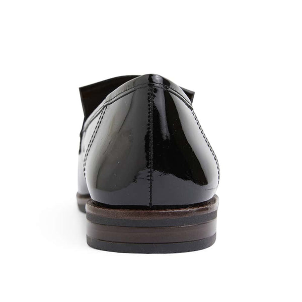 Wade Loafer in Black Patent