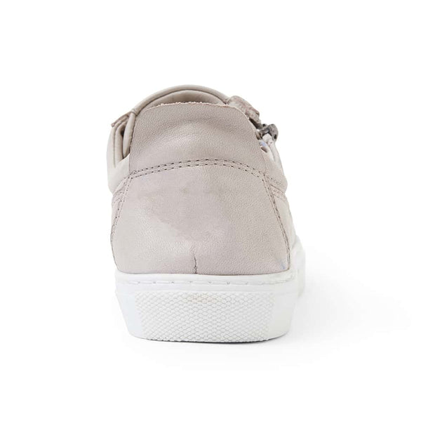 Wales Sneaker in Taupe Leather