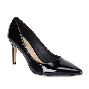 Wild Heel in Black Patent