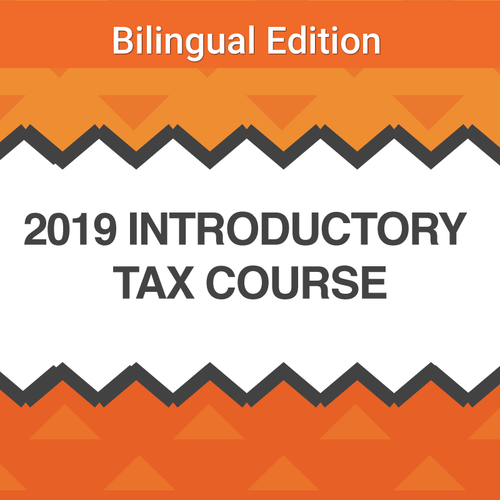 Bilingual Introductory Tax Course eBook