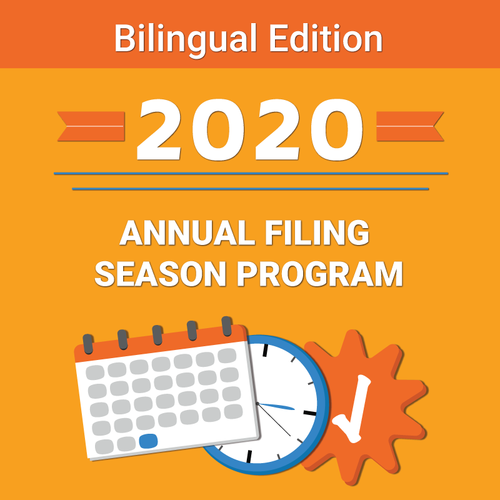 Bilingual Annual Filing Season Program eBook