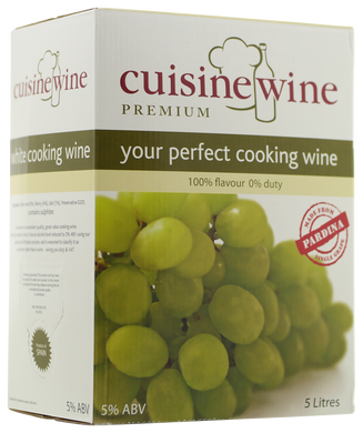 Cuisinewine - White - 5L - BiB
