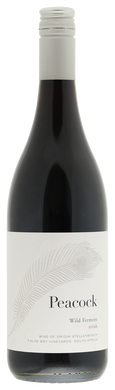 Waterkloof Estate - Bio - Peacock Wild Ferment - Shiraz