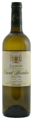 Dominique Haverlan - Château Grand Bourdieu - Blanc - Expression
