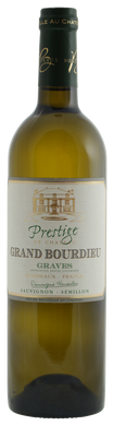 Dominique Haverlan - Château Grand Bourdieu - Blanc - Prestige