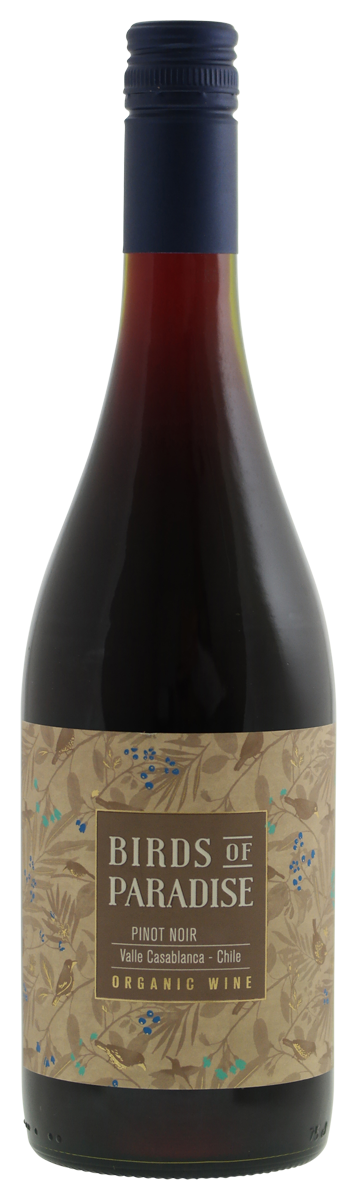 Vinedos Emiliana - BIO - Birds of Paradise - Pinot Noir