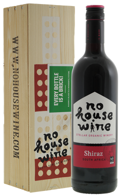 No House Wine - Bordeauxkist 1-vaks