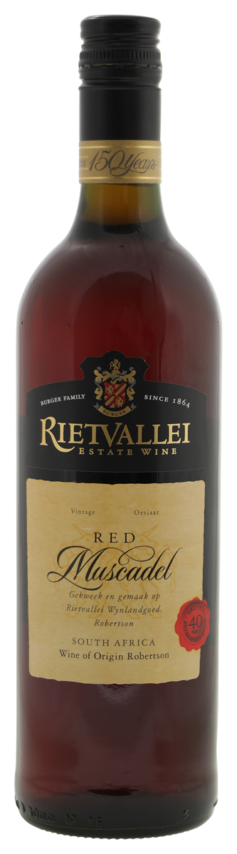 Rietvallei - Classic Estate - Red Muscadel