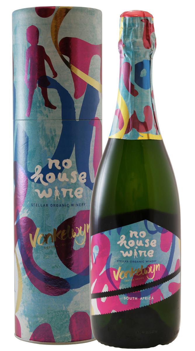 No House Wine - Sparkling - Vonkelwijn - Giftbox