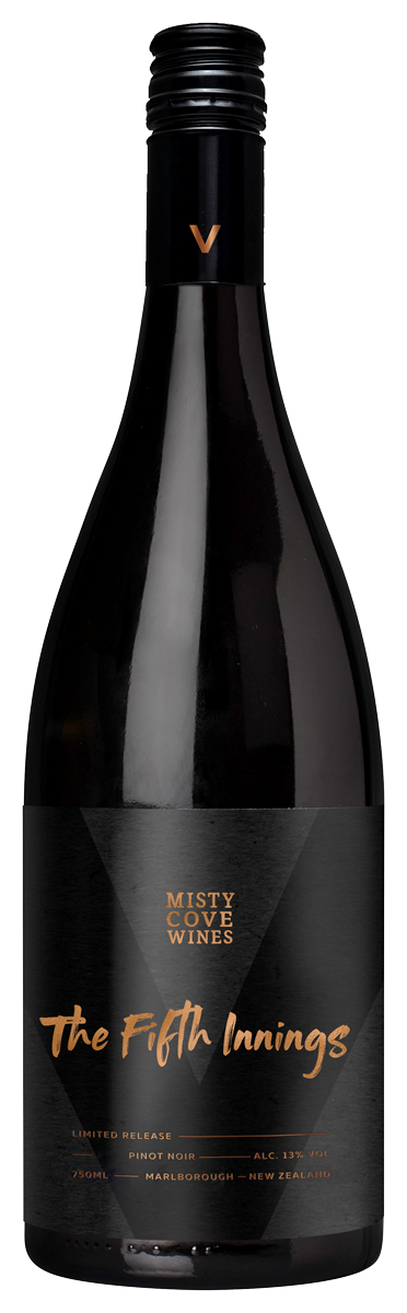 Misty Cove - Fifth Innings - Pinot Noir