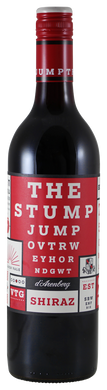 D'Arenberg - The Stump Jump - Shiraz