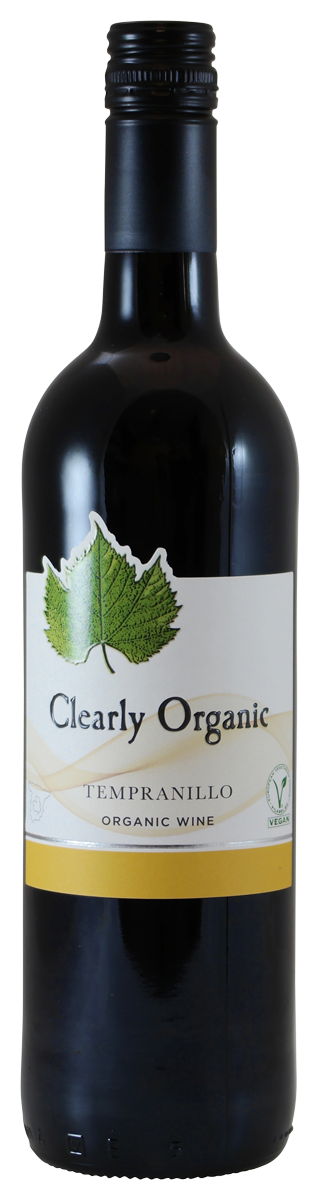 BIO - Clearly Organic - Tinto - Screwcap