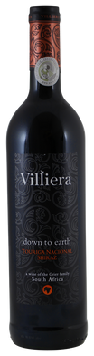 Villiera - Down to Earth - Shiraz/Touriga Nacional