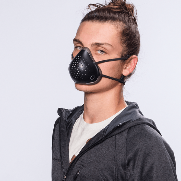 The O2 Curve Respirator - with 3 filters - PiaKo Store