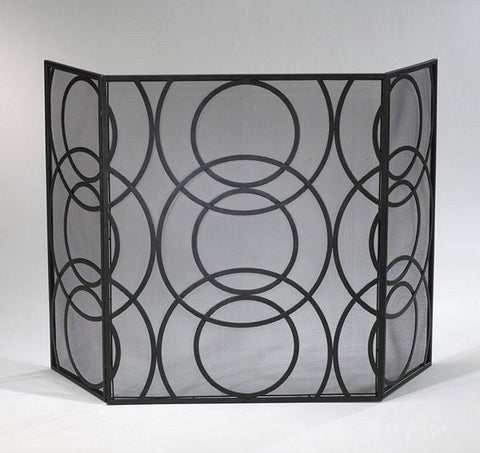 Cyan Design Orb Fire Screen - 01350 - Chachkies