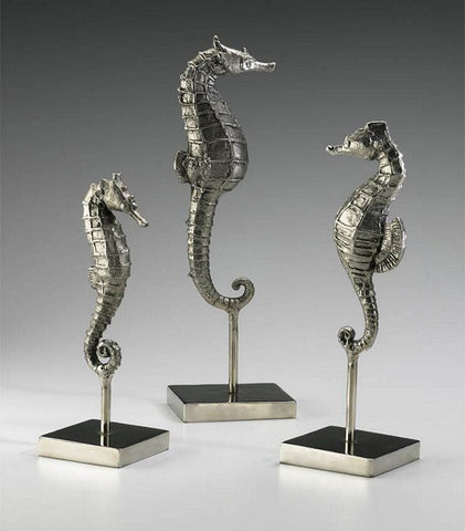 Cyan Design Seahorses On Stand, Set/3 - 01865 - Chachkies